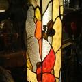 写真: 毛皮とランプを売る店 (市川 新田)