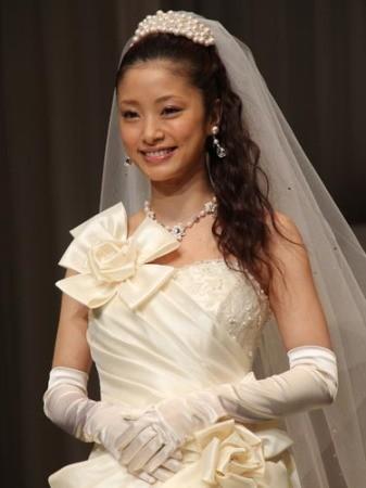 ご結婚おめでとうございます。上戸彩さまっ