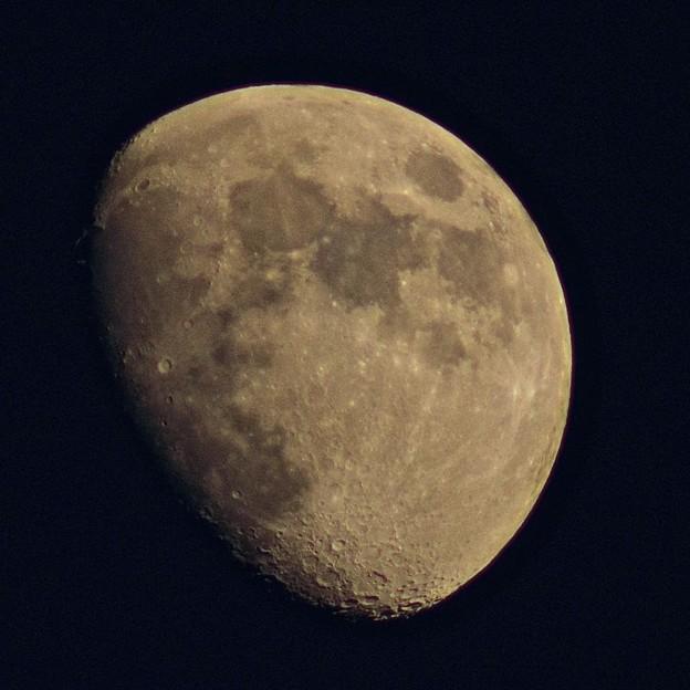 Photos: Moon@27.Aug.2012
