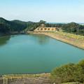 城山湖遠景2