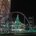 写真: 横浜みなとみらい2012/12/25,21時