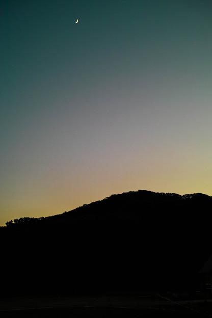 Crescent, Silhouette & Twilight2