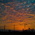 沖縄の朝焼け3@SIGMA-DP2Merrill