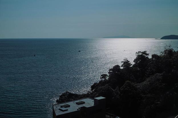 真鶴の海2013年1月30日
