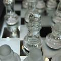 Photos: ガラスのチェス2