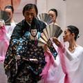Photos: 八王子車人形,サイガバレエとのコラボ