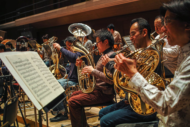 Photos: Wagner tuba