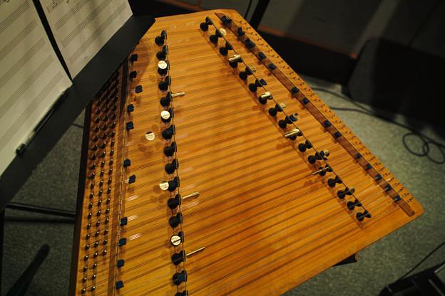 ハックブレット(Hackbrett)という楽器に初めて遭遇しました