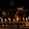 写真: 合掌@大阪四天王寺のお盆2012