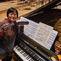 Photos: 交響曲の中でピアノ連弾というのもあるのだ