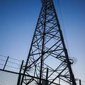 Photos: 勇壮な鉄塔を撮ったつもりなんだが