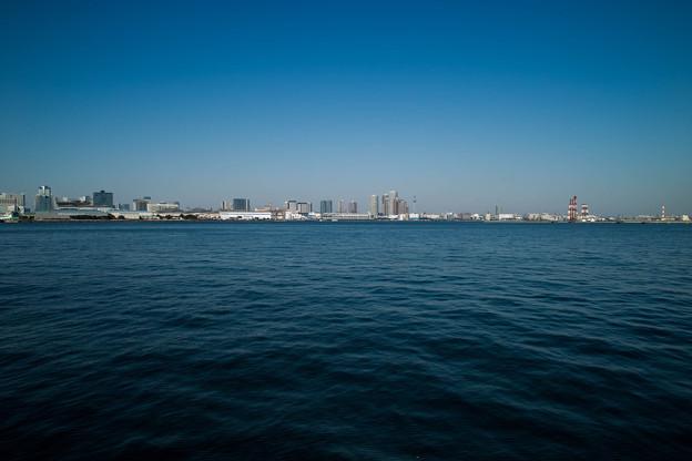 東京を襲うゴジラの視点(爆)