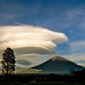 Photos: レンズ雲