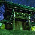 Photos: お寺の山門