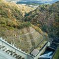 放水@福島県の小玉ダム