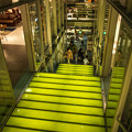 Photos: 上からこの階段を見ると結構派手(爆)