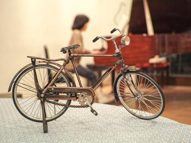 すっげえ自転車見つけた!