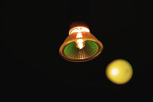 UFOと月(爆)