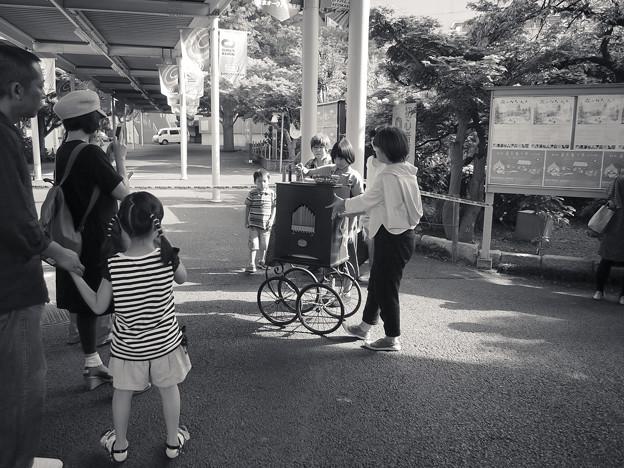 手回しオルガン@第三回東京蚤の市;2013春-1