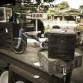 三輪車,鞄,引き出し,机@第三回東京蚤の市;2013春-25