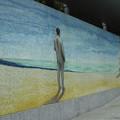 ヴァンジ彫刻庭園美術館の壁画2