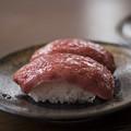 Photos: 飛騨牛の寿司