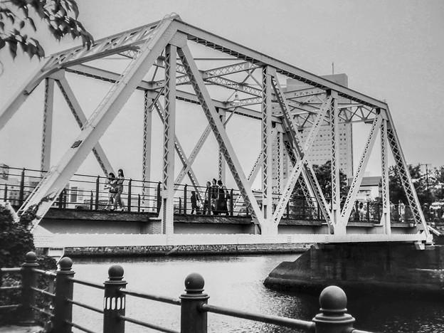 Photos: アメリカ製の古い橋