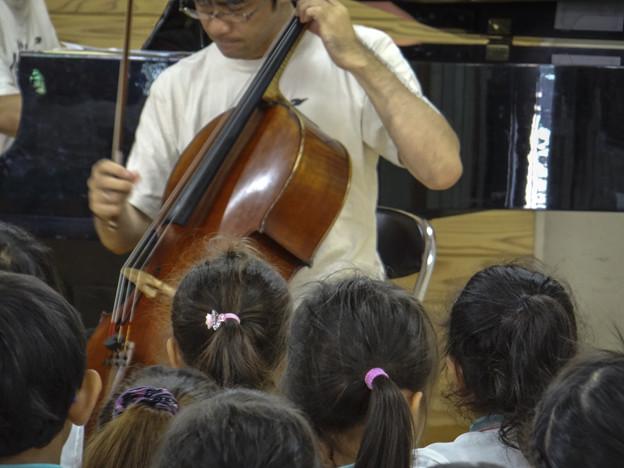 2013/09/09,岡山の津山市の作陽保育園にて自作の公演をしました