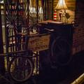 Photos: アンティークな自転車が、