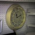 AAAギャラリーの時計