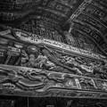 二番札所真福寺立派な細工@秩父霊場巡礼の旅2013