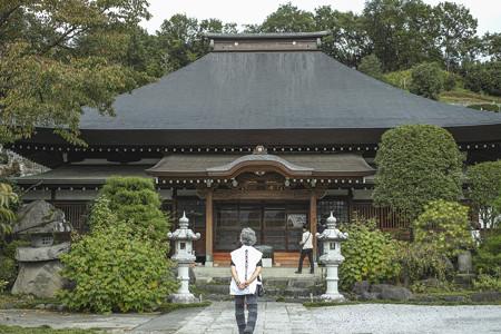 三番札所に行く前に寄ったお寺@秩父霊場巡礼の旅2013