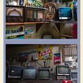 高山昭和館:ラジオとテレビ