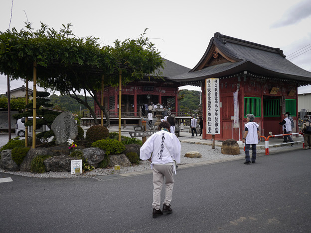 五番札所,語歌堂@秩父霊場巡礼の旅2013