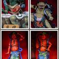 五番札所,語歌堂の風神雷神&金剛力士@秩父霊場巡礼の旅2013