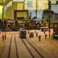 Photos: 昔の東京のジオラマ@mAAch ecute@万世橋