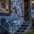 Photos: 十字架のある階段,昼間編