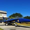 ブルーエンジェルス FA-18