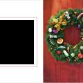 写真: xmas-wreath