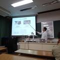 Photos: 酵母の講義
