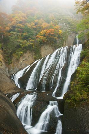 袋田の滝 下段