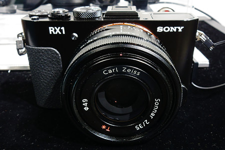 Sony Cybershot RX1