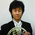 写真: 小林祐治 こばやしゆうじ ホルン奏者 Yuji Kobayashi