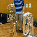 写真: 松下裕幸 まつしたひろゆき チューバ奏者            Hiroyuki Matsushita