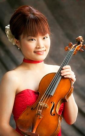 筒井志帆 つついしほ ヴァイオリン奏者 ヴァイオリニスト