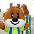 写真: 阿っくん in  北薩摩観光物産展(2)