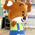 写真: 阿っくん in  北薩摩観光物産展(3)