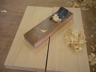 木工作品 スツール(2)
