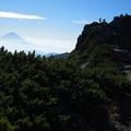 Photos: 塩見岳の展望台は日本一DSCN1917