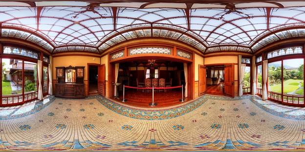 2012年7月29日 熱海 起雲閣 360度パノラマ写真(5) 玉姫 HDR
